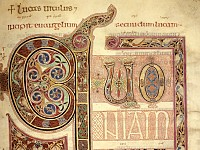 Great Works: The Lindisfarne Gospels