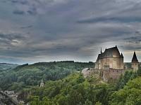 Snapshot: Vianden Castle, Luxembourg