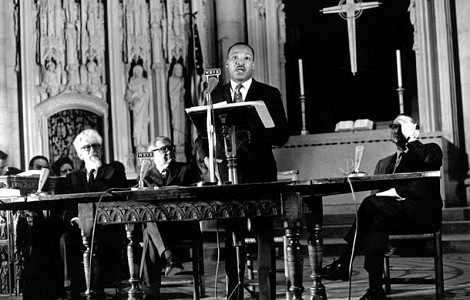 THE INTERVIEW: RICHARD LISCHER ON HOW MARTIN LUTHER KING, JR, USED THE PULPIT TO