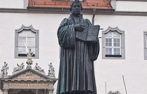 REFORMATION: GERMANY'S PROTESTANT AND CATHOLIC CHURCHES PLEDGE 'HEALING OF MEMORIES' TO MARK 500TH ANNIVERSARY