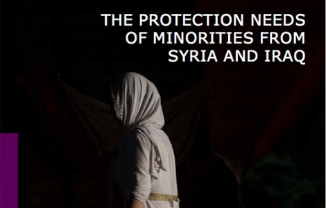 MIDDLE EAST: REMOVING ISLAMIC STATE WILL NOT ALONE ENSURE WELL-BEING OF MINORITIES, SAYS REPORT
