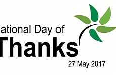 27th MAY - AUSTRALIA - NATIONAL DAY OF THANKS