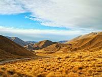 SNAPSHOT: LINDIS PASS, NEW ZEALAND