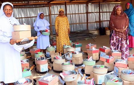 PEACEMAKERS: WOMEN'S NETWORK BUILDS BRIDGES AMID NIGERIA'S VIOLENCE, MUSLIM AND CHRISTIAN MISTRUST