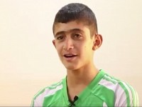 LIFESTORY: IRAQI CHRISTIAN BOY NOEH UNDER HIS OWN ROOF AGAIN