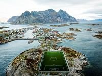 SNAPSHOT: HENNINGSVAER, NORWAY