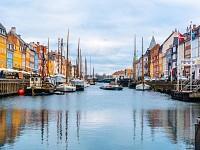 Snapshot: Nyhavn, Copenhagen, Denmark