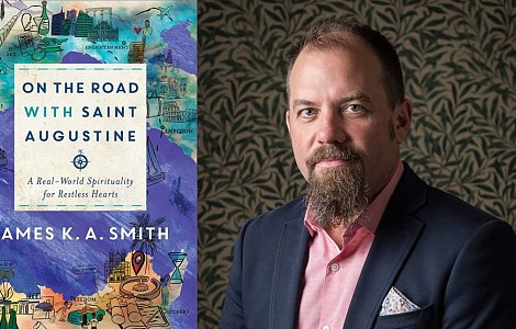THE INTERVIEW: JAMES KA SMITH, US THEOLOGIAN, ON ST AUGUSTINE