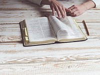 OPEN BOOK: PROVERBS FOR A NEW COVENANT - WHOSE WISDOM?