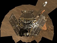 KNOW IT ALL: THE OPPORTUNITY ROVER
