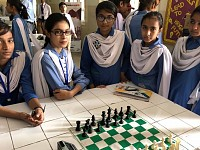 POSTCARDS: CHESS VICTORIES WIN PAKISTAN'S 'QUEENS OF KARACHI' CONFIDENCE AND FREEDOM