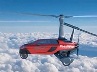TRENDSPOTTER: DRIVE TO MAKE FLYING CARS A REALITY