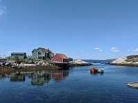 SNAPSHOT: PEGGY'S COVE, CANADA
