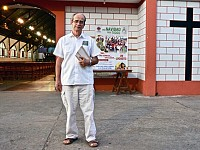 POSTCARDS: ENVIRONMENTALIST PRIEST IN PERU SAYS VERY LITTLE HAS CHANGED SINCE POPE'S VISIT