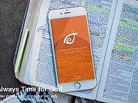 APPS: A DAILY AID TO PUTTING GOD FIRST