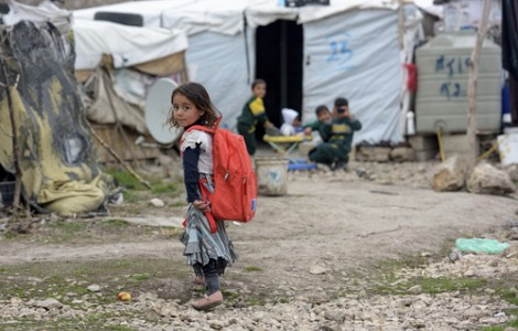 MIGRATION CRISIS: WORLD VISION AUSTRALIA FOCUSES ATTENTION ON DISPLACED PEOPLE WITH 'BACKPACK CHALLENGE'