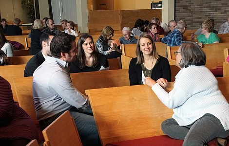 BELIEF: LOSING THEIR RELIGION - YOUNGER ADULTS ARE LESS RELIGIOUS, AND NOT ONLY IN THE US