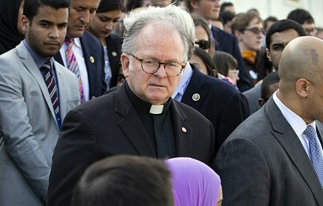The Interview: Outgoing House chaplain says the job is to