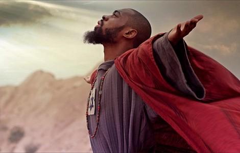 FILM: 'REVIVAL!' BRINGS MOSTLY BLACK CAST TO MOVIE DEPICTION OF GOSPEL OF JOHN