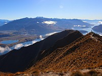 Snapshot: Roy's Peak, South Island, New Zealand