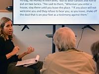 LIFESTORY: US PASTOR REV SARAH TRONE GARRIOTT - RUNNING FOR OFFICE IS A TEST OF FAITH