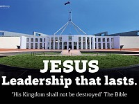 THE BIG PICTURE: 'JESUS - LEADERSHIP THAT LASTS'
