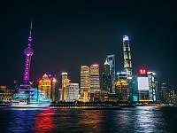 SNAPSHOT: SHANGHAI SKYLINE, CHINA