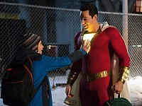 ON THE SCREEN: YOUTH, HUMOUR AND FAMILY DRAMA ENTER THE SUPERHERO GENRE IN 'SHAZAM!'