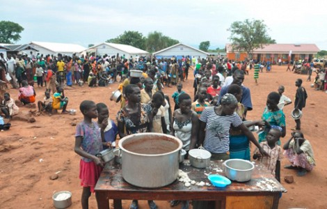 AFRICA: 100,000 STARVING IN SOUTH SUDAN AS UN DECLARES FAMINE