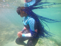 Wow!: South Africa's first Black free dive instructor turns tide on apartheid history