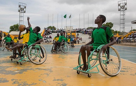 A PLACE OF HOPE: SOUTH SUDAN'S DISABLED SWAP STIGMA FOR SPORT