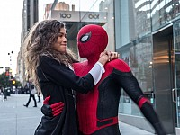 ON THE SCREEN: SPIDER-MAN'S EUROPEAN VACATION COMES WITH ACTION, INTRIGUE AND YOUNG LOVE