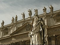 OPEN BOOK - HINTS FROM THE SPIRIT OF HOLINESS: PAUL IN ROME