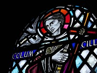 SAINTS OF PAST AGES: ST COLUMBA