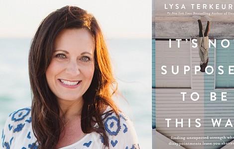 BOOKS: US CHRISTIAN AUTHOR LYSA TERKEURST FACES HER GREATEST FEARS
