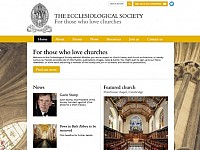 CASTING THE NET: THE ECCLESIOLOGICAL SOCIETY