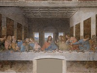 GREAT WORKS: 'THE LAST SUPPER'