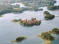 SNAPSHOT: TRAKAI ISLAND CASTLE, LITHUANIA