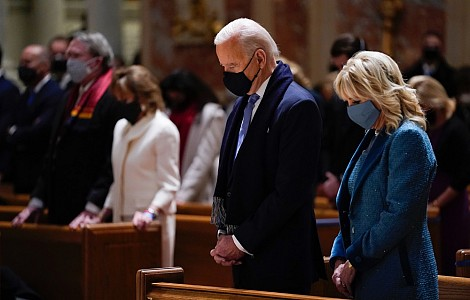 The President and abortion: US Catholic bishops may press Biden to stop taking Communion