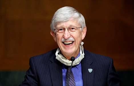 The Interview: Dr Francis Collins - We asked God for help with COVID-19, and vaccines are the