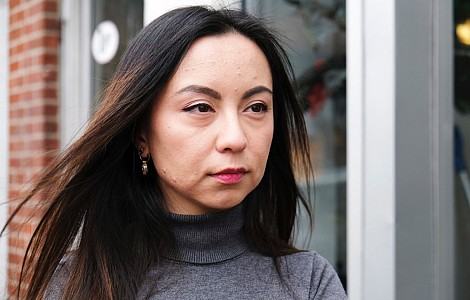 A DAUGHTER'S DUTY: FROM BOSTON, A UIGHUR WOMAN CHAMPIONS HER FATHER'S RELEASE IN CHINA