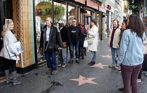 US: 'WALK OF FAITH' TOUR TELLS STORY OF HOLLYWOOD'S CHRISTIAN BEGINNINGS