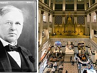 LIFESTORY: EVANGELICAL RETAILER JOHN WANAMAKER BUILT FORTUNE BY BLENDING FAITH WITH BUSINESS
