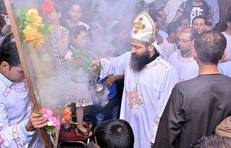 PILGRIMAGES: EGYPT'S COPTS FINALLY FULFILLING 'DREAM' OF TRAVELLING TO JERUSALEM